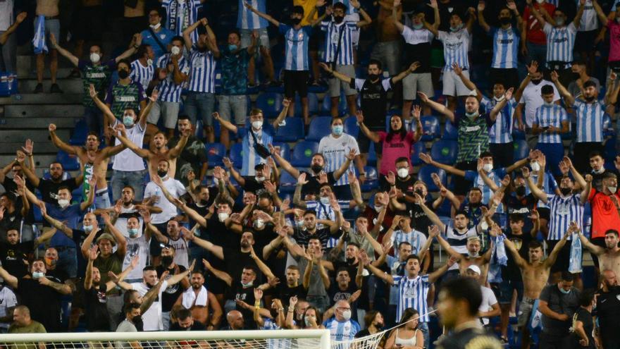 A la venta las entradas para el Málaga-Girona