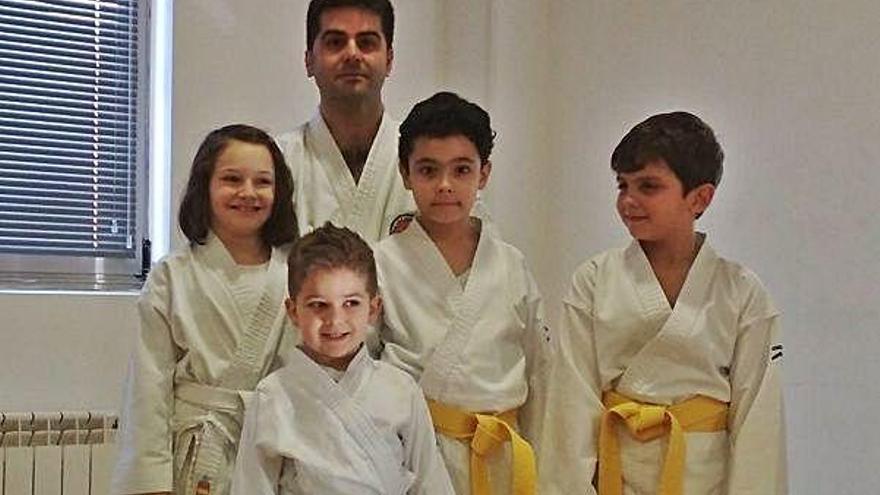 Nace un nuevo club, el Shotokan Benavente