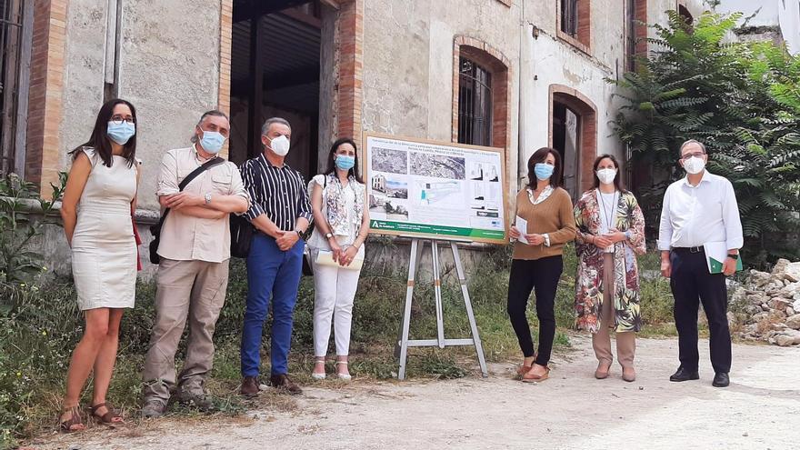 Tres empresas optan a la rehabilitación del Molino de lo Montoro de Priego