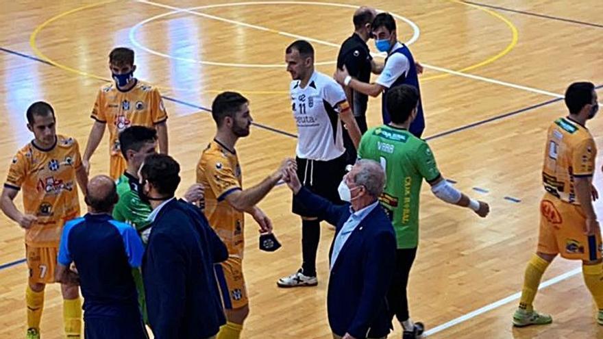 """Derrota """"in extremis"""" del Atlético Benavente ante el Atlético Mengíbar (2-1)"""
