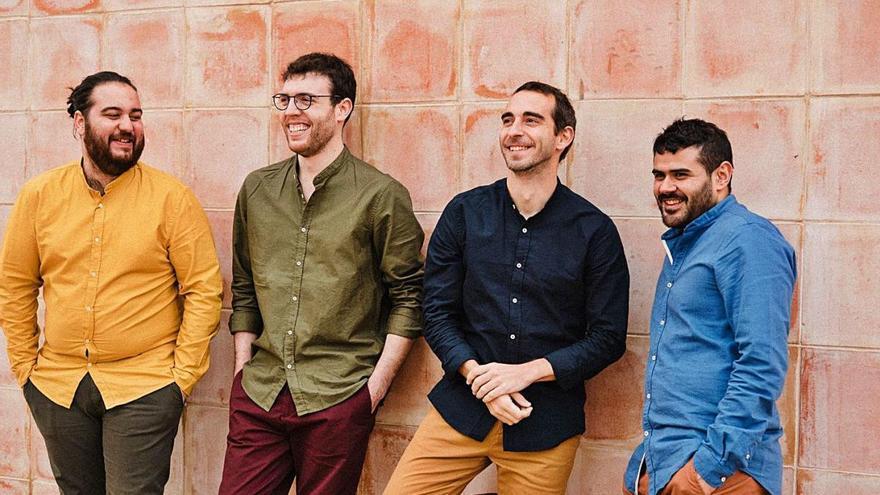 Criatures presenta el segon disc, «Praxinoscopi», en format quartet a Figueres