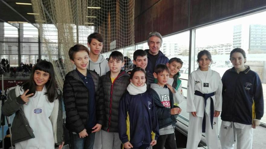 Un bronze pel Tae Sport de Vilafant a Barcelona