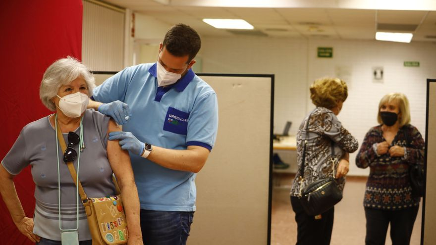 Los grupos de la vacuna esta semana en València, Castelló y Alicante