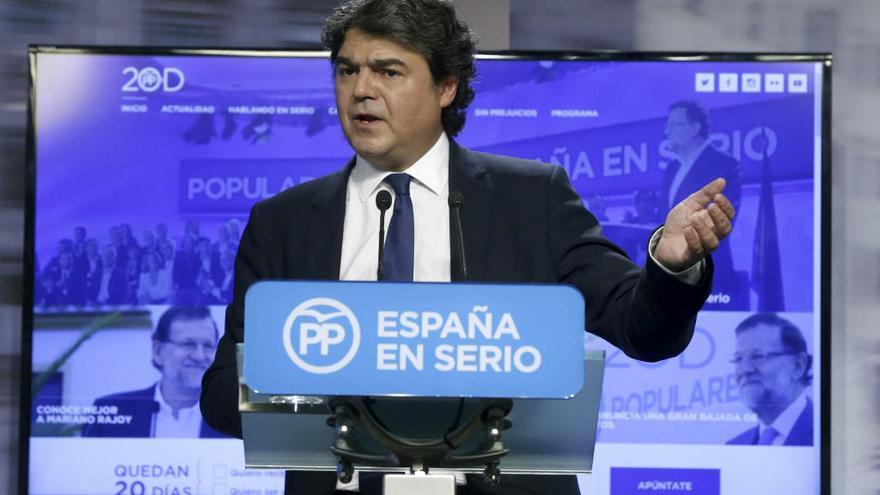 Moragas, ratificado como jefe del Gabinete de Rajoy