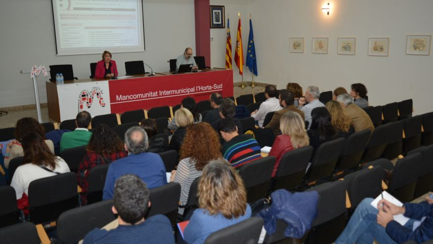 La Mancomunitat formará a técnicos municipales de l'Horta Sud en proyectos europeos