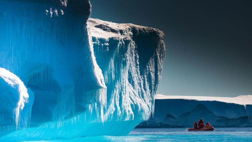 La capa més gran de gel de la Terra, amenaçada per un oceà més càlid
