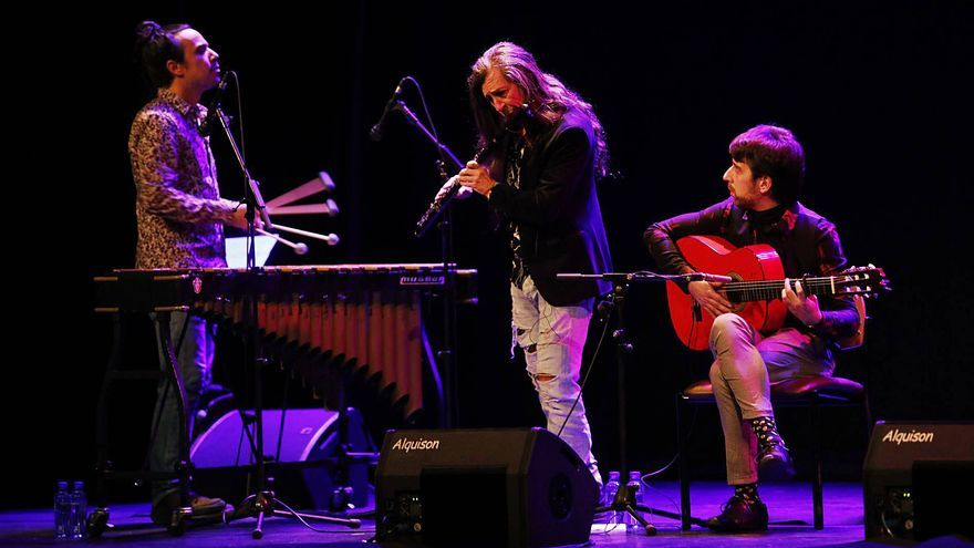 Jorge Pardo, joya flamenca