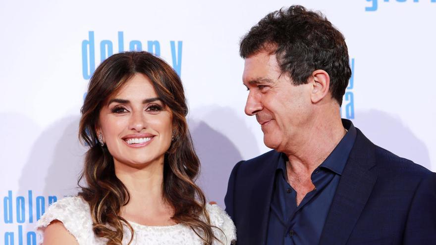 'Competencia oficial' reanuda su rodaje con Penélope Cruz y Antonio Banderas