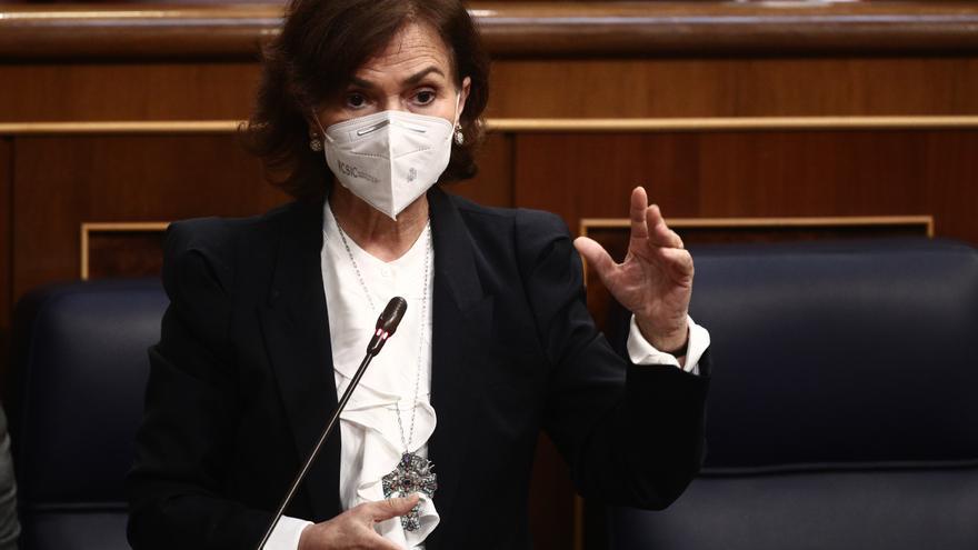 Directo | Indultos y vacunas en una sesión de control en el Senado sin Sánchez