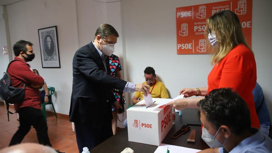 Luis Planas anima a los socialistas a votar por una candidatura de futuro que renueve el mensaje del PSOE