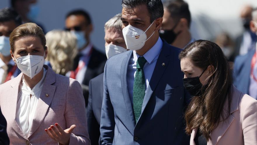Sánchez acude a la reunión de la cumbre social de la UE en Oporto para abordar la recuperación
