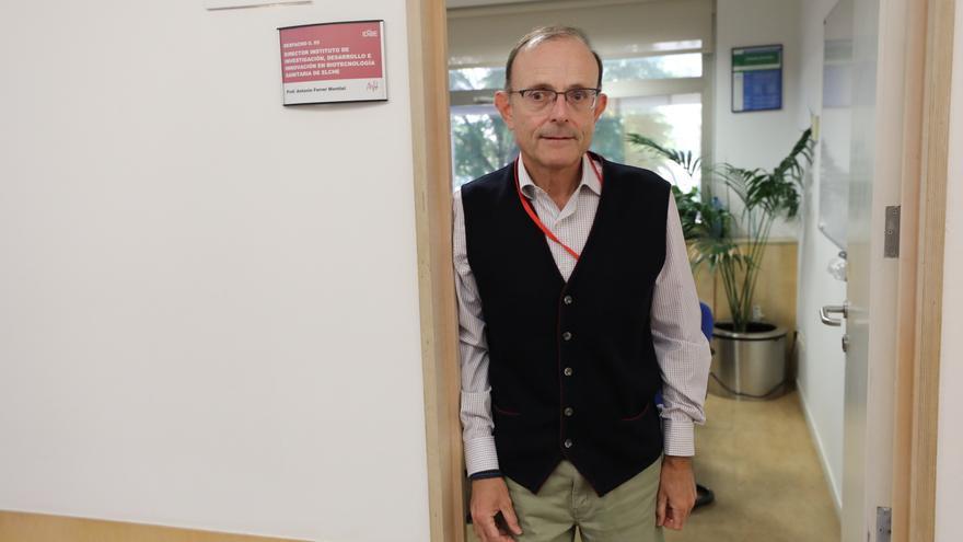 Antonio Ferrer Montiel: «Tenemos que desarrollar un arsenal terapéutico que permita a los pacientes recibir un tratamiento personalizado»