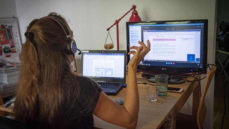 Un año de la ley de teletrabajo: el 97% de los empleados no lo tienen regulado