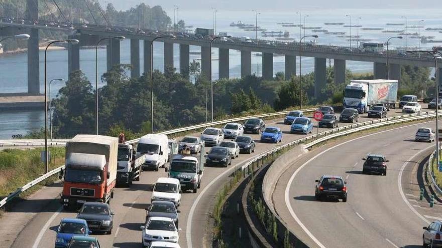 Un estudio relaciona el vivir cerca del tráfico con una mayor incidencia de la demencia