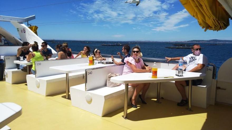 Los catamaranes ponen proa a la nueva normalidad