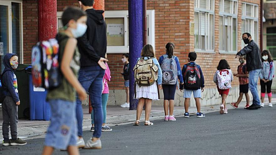 Los colegios contarán con 9.180 alumnos menos que en el curso prepandemia