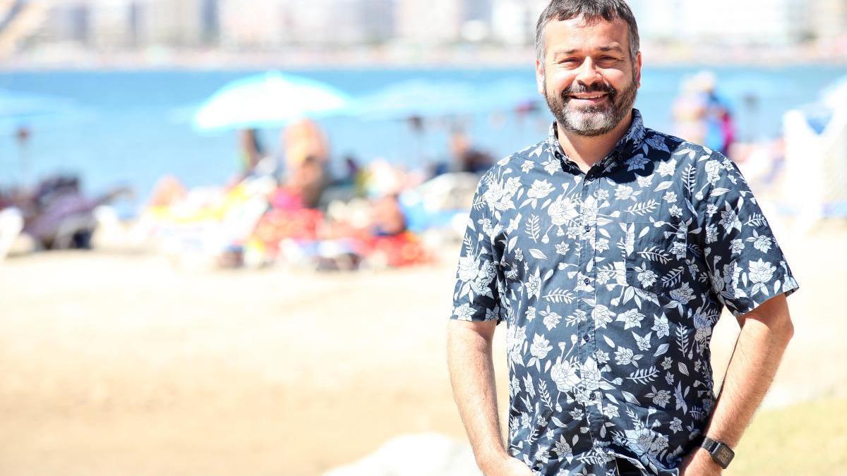 Fèlix Llorens, regidor de Promoció Econòmica de Roses.
