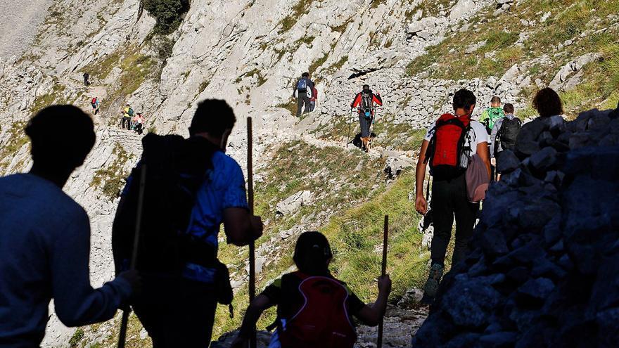 El covid sube la fiebre por la montaña: 6.000 federados más y baja la edad media