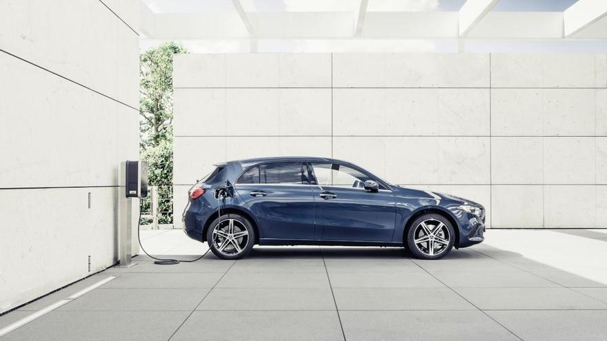 EQ Power de Mercedes-Benz: una gama amplia y ambiciosa