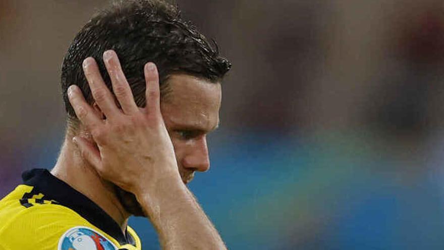 Insultos y amenazas en redes para Berg por su fallo ante España