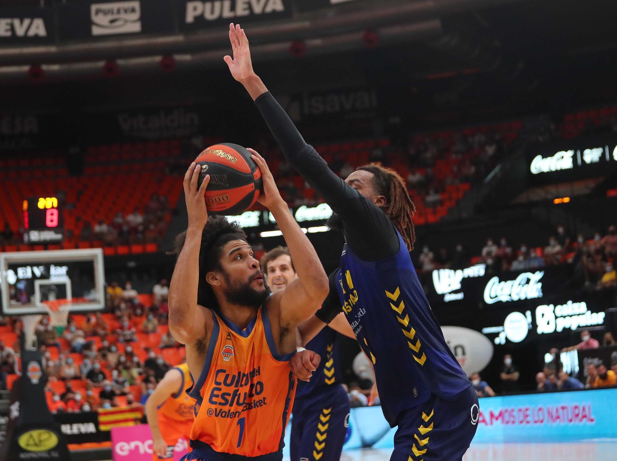 Valencia  Basket - UCAM Murcia