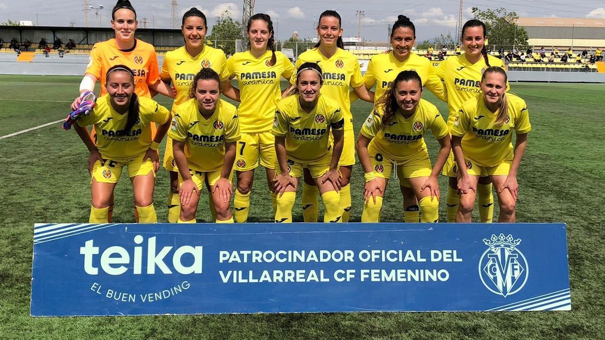 El Villarreal asciende a la primera división del fútbol femenino español.
