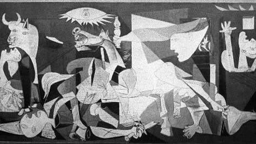 El Reina Sofía limita a 30 personas el aforo máximo de la sala de 'El Guernica'