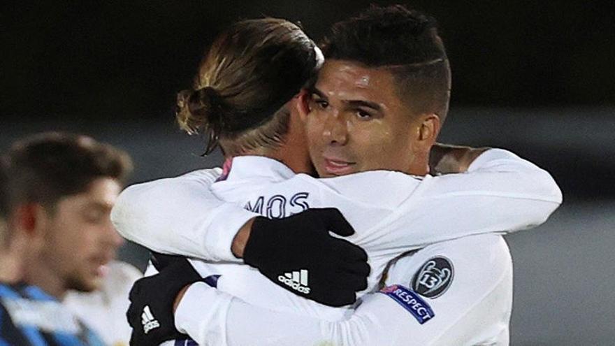 Dos estrellas del Madrid, bajas ante el Valencia por Covid-19