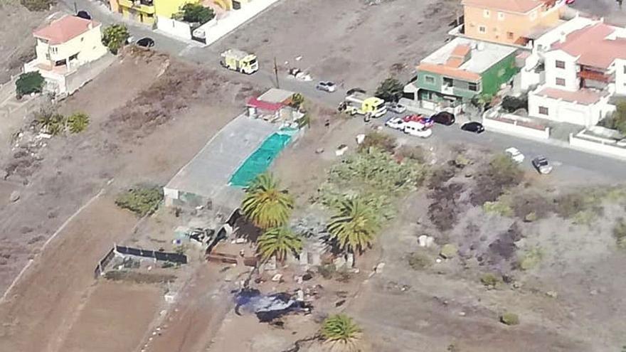 Gran Canaria registra cuatro conatos de incendio en plena alerta por el calor