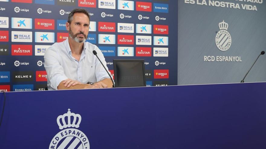 Vicente Moreno: «El Mallorca ha hecho una inversión importante, a diferencia de otros años»