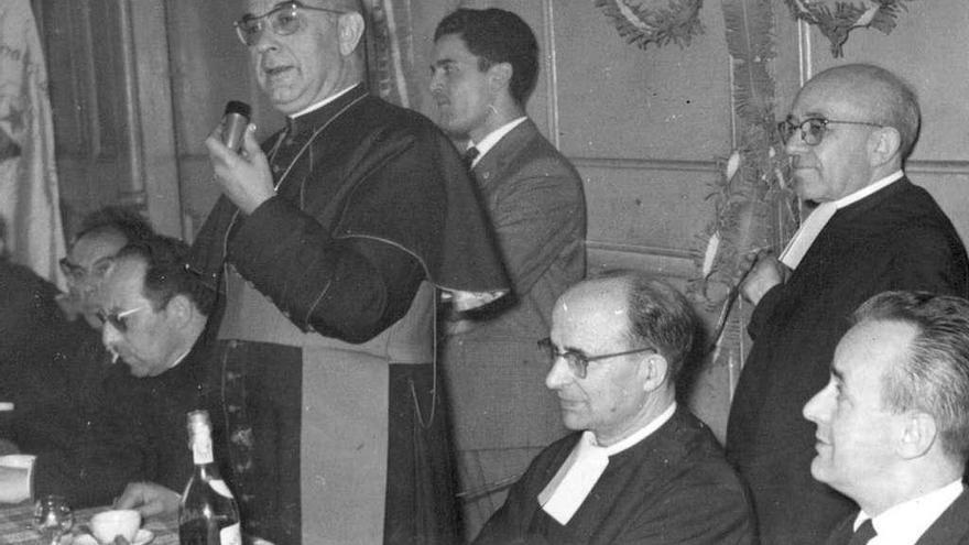 El Alcalde impulsa la concesión de una calle o plaza para el cardenal Tarancón