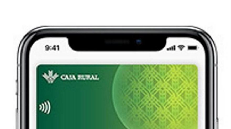 Caja Rural lanza una app para hacer pagos con los móviles iPhone