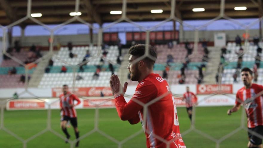 El 23 de diciembre, fecha para el Zamora CF - SD Logroñés