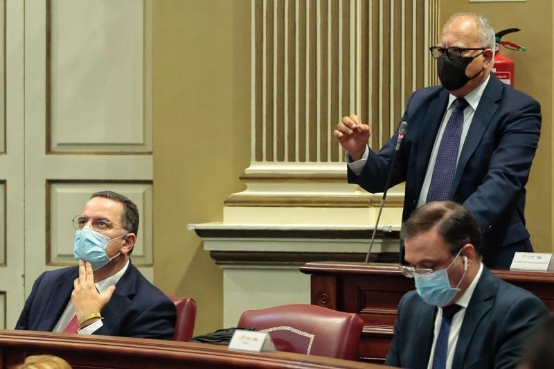 Pleno del Parlamento (14/10/21)