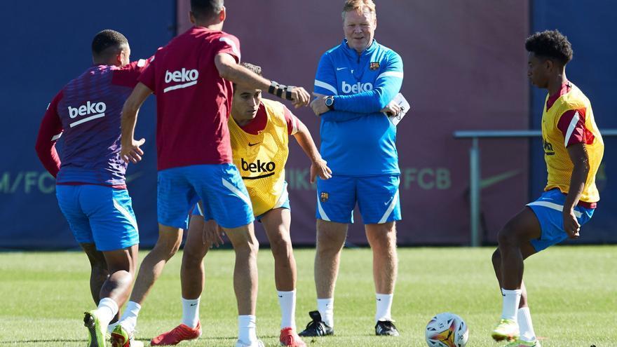 Koeman, en el alambre por este dato que resume el desastre del Barça