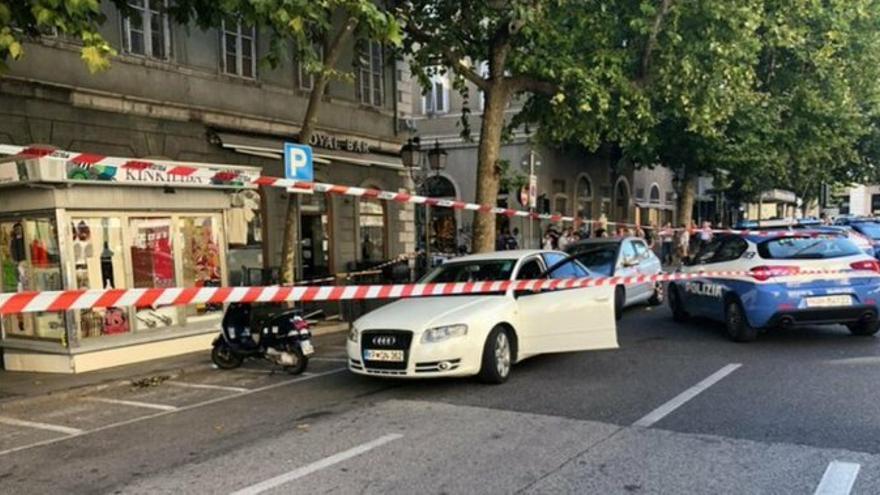 Varios heridos en un tiroteo en Trieste, en el norte de Italia