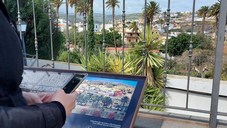 Telde se convierte en una 'smart city' con su nueva señalética