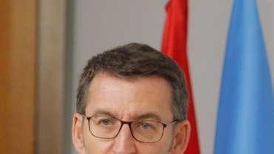 """Agustín Hernández replica a Feijóo: """"Los políticos también tenemos corazón"""""""