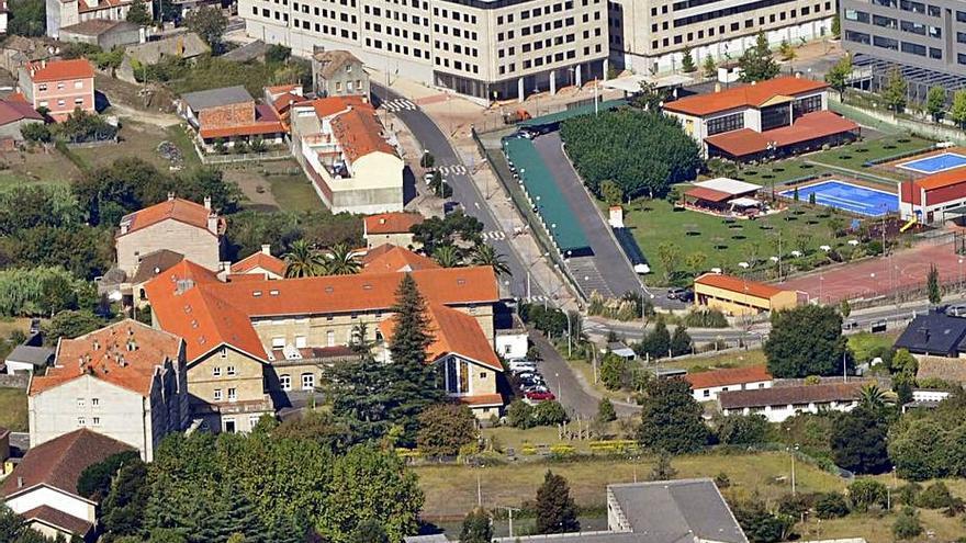 La urbanización de la ONCE comienza entre Luis Braille y el instituto Torrente Ballester