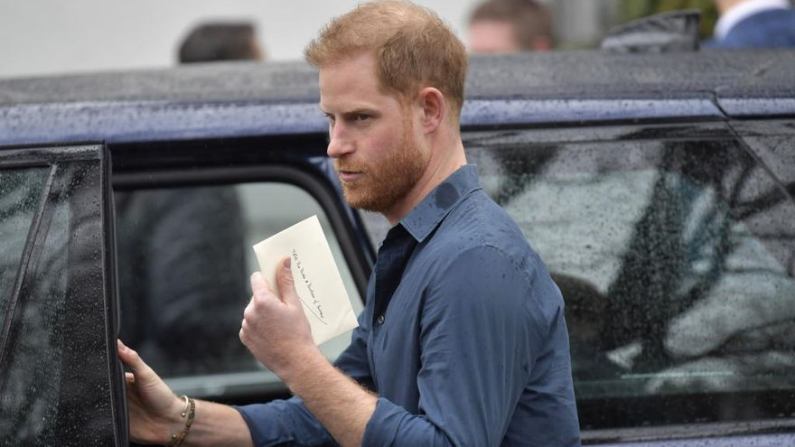 Salen a la luz los detalles de la reunión entre la Reina Isabel II y el Príncipe Harry