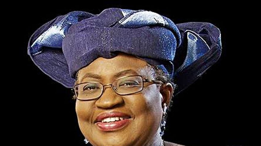 La nigeriana Okonjo-Iweala, primera directora de la OMC