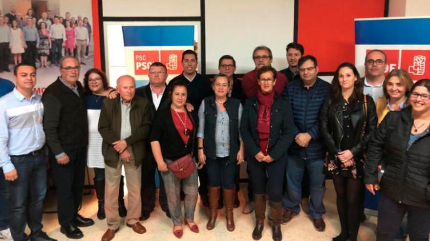 PSOE y Coalición tienen vía libre de sus ejecutivas para desbancar a la alcaldesa