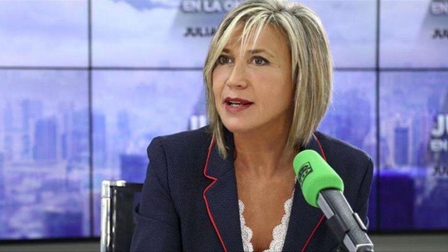 Julia Otero anuncia que ha superat el càncer