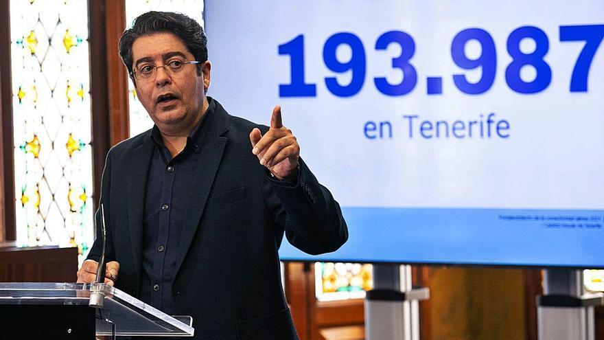 «Tenemos 1,2 millones de plazas aéreas más que Gran Canaria»