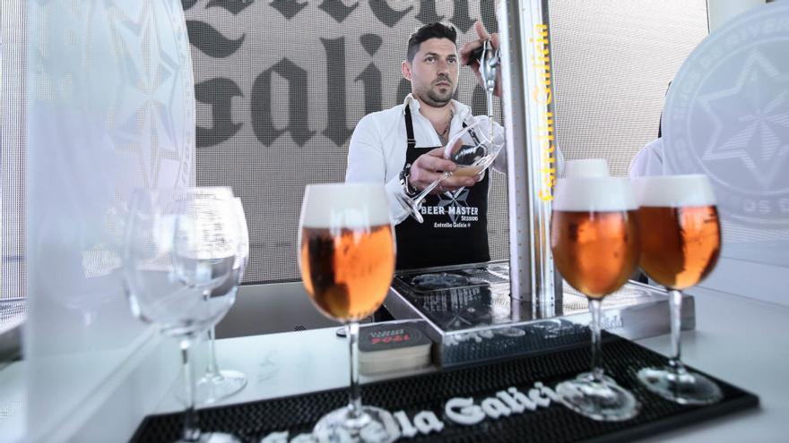 Estrella Galicia, una cerveza de campeonato