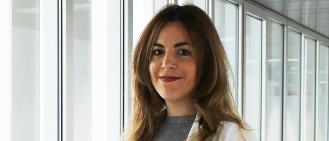 La doctora María Vizcaíno, ginecóloga del Hospital del Vinalopó de Elche.