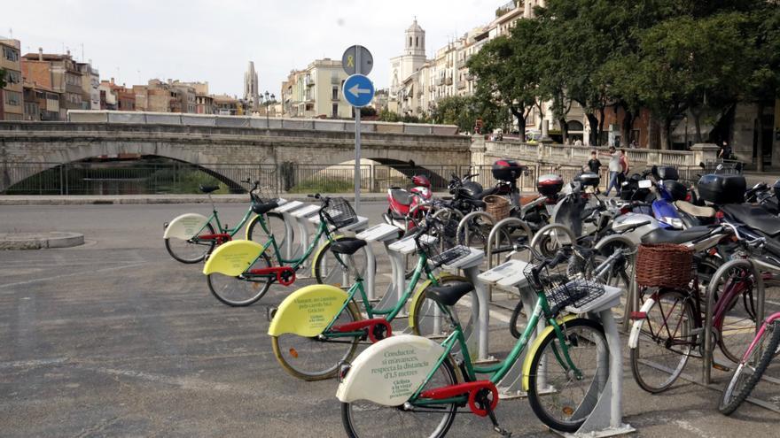 Girona estudia on implantar zones de baixes emissions a la ciutat d'acord amb els veïns