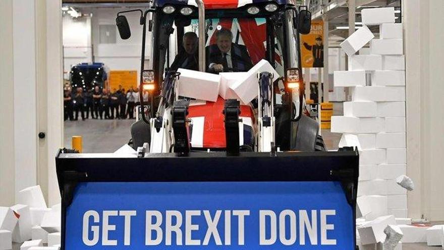 'El brexit', la quimera se hace realidad
