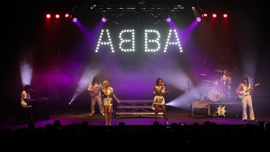 ABBA suena en el Ramos Carrión de Zamora