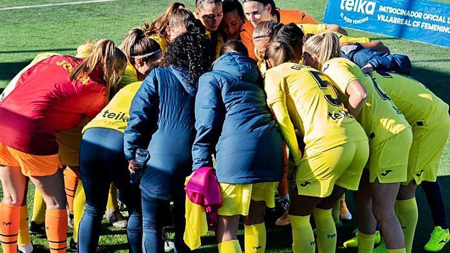 El Villarreal femenino quiere hacer hoy historia en Medi TV